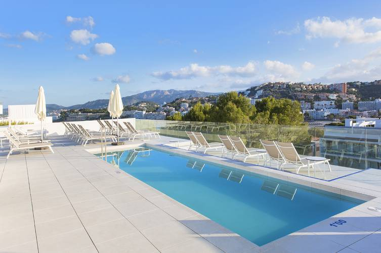 Premium poolblick msh mallorca senses hotel, santa ponsa  4****sup (adults only)
