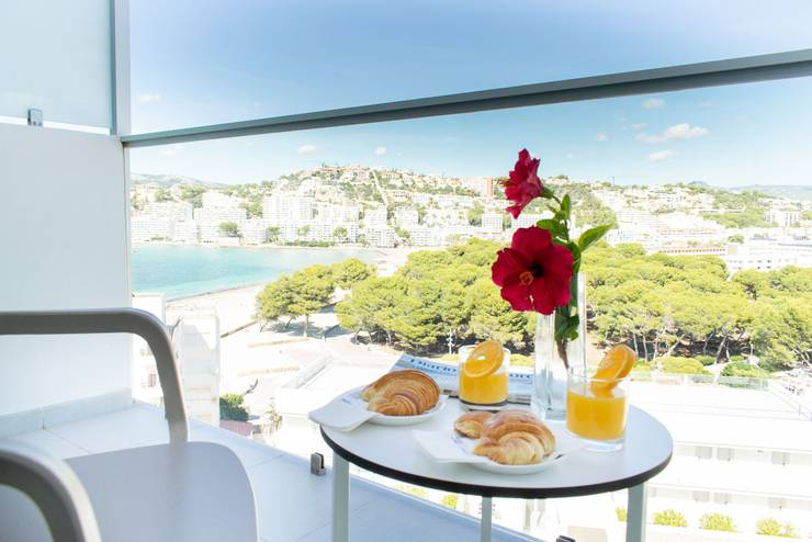 Comfort seitenblick aufs meer msh mallorca senses hotel, santa ponsa  4****sup (adults only)