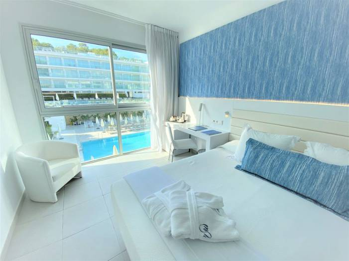 Comfort mit fenster msh mallorca senses hotel, santa ponsa  4****sup (adults only)